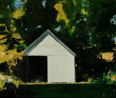 ice house, dark summer by eric aho