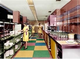 first jobs: canteen 1984 by tracey moffatt