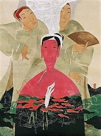 spirits of the sea by vu thu hien