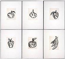 frutas by donald baechler