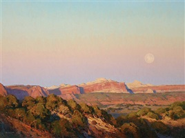 last light, capitol reef by josh elliott