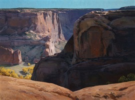 canyon echoes by josh elliott