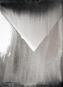 diffusing lines, quarter sheet, 2 by doron fishman