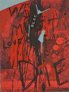 tibor de nagy gallery painters and poets by joe brainard