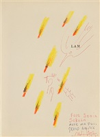 pour sonia by wifredo lam