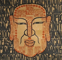 buddha by le quoc viet