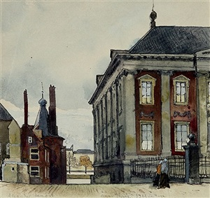 le musee mauritshuis by alexandre benois
