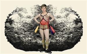 untitled # 498 by cindy sherman