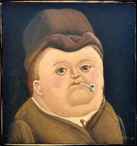 Artworks by Fernando Botero at Gasiunasen Gallery on artnet