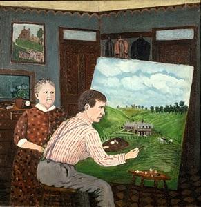 john kane and his wife by john kane