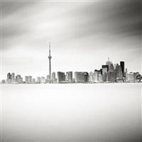 toronto skyline, canada by josef hoflehner