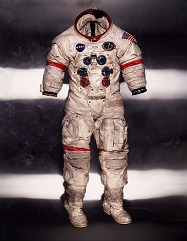 alan shepard's lunar suit, apollo 14, nasa by albert watson