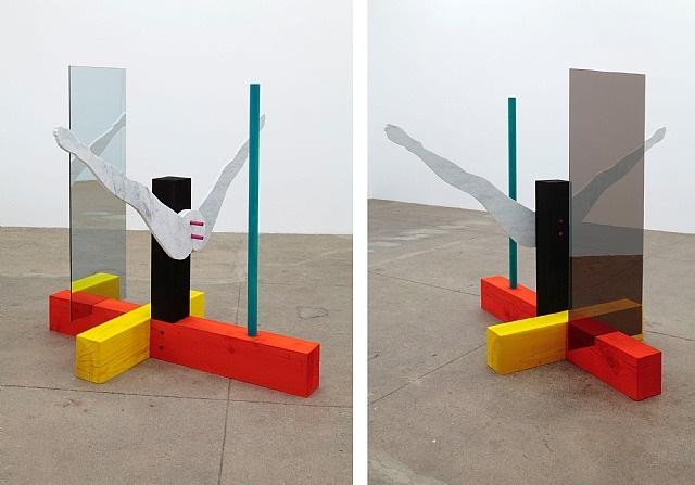 dancer (pole) by patrick hill