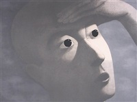 boy by zhang xiaogang