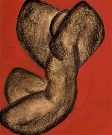 the dancer by richard pousette dart