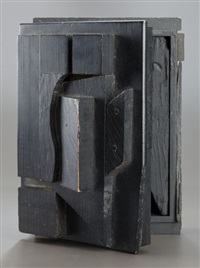 timeless by louise nevelson