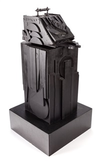 sky shovel by louise nevelson