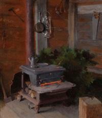 camp on mount washington by marion boyd allen