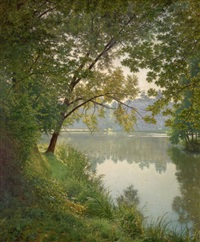from waters edge by henri biva