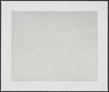 night sky 1 (reversed) by vija celmins