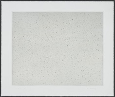 night sky 1 (reversed) by vija celmins