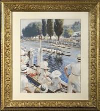 henley regatta by septimus e. scott