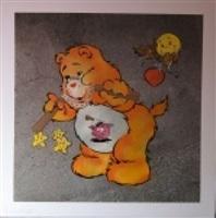 scare bear by ben eine