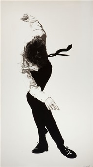 cindy; eric (2 works) by robert longo