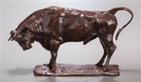 small buffalo by charles cary rumsey