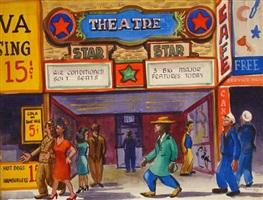main street show by dorothy sklar