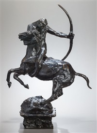 study for a centaur by charles cary rumsey