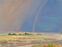 four miles southeast of roswell, new mexico by arthur j. hammond