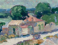 french cottage by william zorach