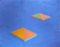 sand draw by ronald davis