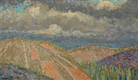 mountain impressions by henri etienne-martin