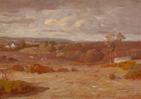 early autumn new york by john francis murphy