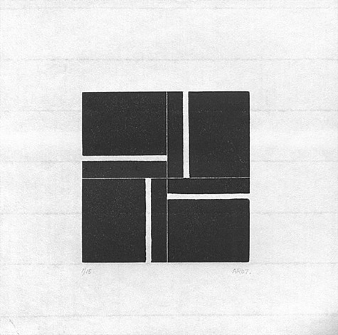 woodcut 07 (no 4) by alan reynolds