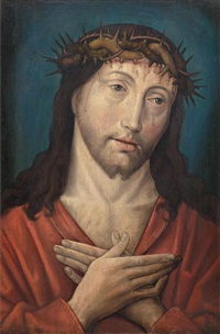 the suffering of christ by dieric bouts the elder