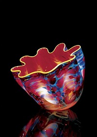 pacific sunrise macchia studio edition by dale chihuly