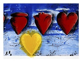 yolk by jim dine