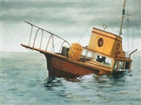naufragio (shipwreck) by franklin alvarez