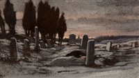 desolation by elihu vedder