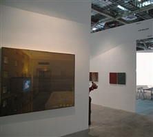 booth view - weng yunpeng
