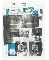 guardian (foster cat. #58) by robert rauschenberg