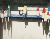 strings and buoys by stephen scott young
