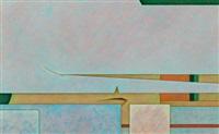azul-verde-amarillo by gunther gerzso