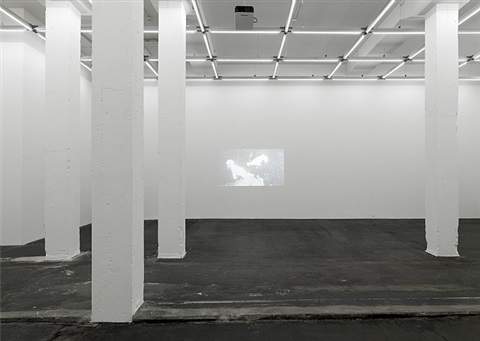 exhibition view by peter fischli and david weiss