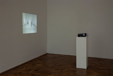 installation view by michal budny