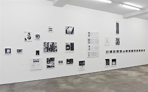 assembly instructions (ikea), installation view sprüth magers berlin, 2011