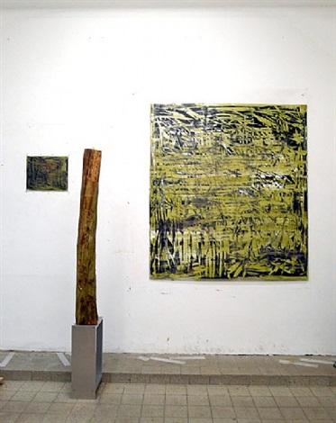 artist's studio by håkan rehnberg